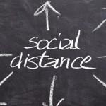 Parola d'ordine: distanza!